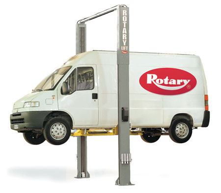 Rotary SPO Two Post Lift