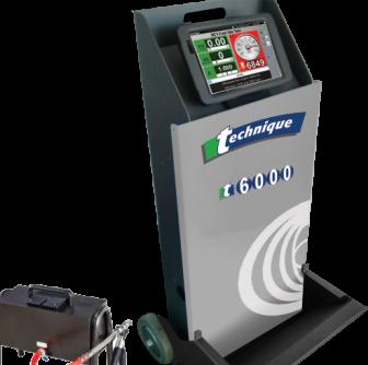 Technique T6000 Gas Analyser